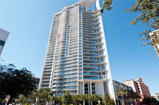 175 1ST Street S #805, St Petersburg, FL 33701 (MLS #U8062681) :: Carmena and Associates Realty Group