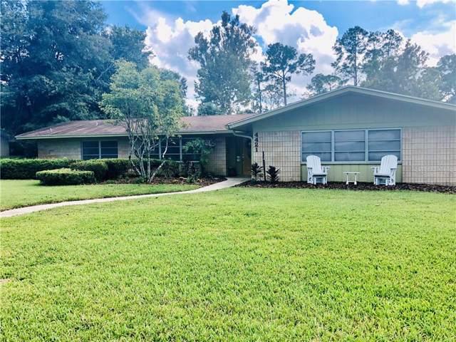 4421 NW 20TH Place, Gainesville, FL 32605 (MLS #U8062764) :: Team Bohannon Keller Williams, Tampa Properties