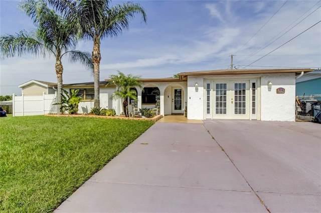 5337 Seafoam Drive, New Port Richey, FL 34652 (MLS #U8062768) :: 54 Realty