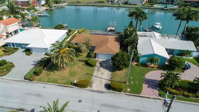 8 Island Drive, Treasure Island, FL 33706 (MLS #U8062854) :: Team Pepka