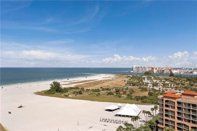 1170 Gulf Boulevard #1404, Clearwater, FL 33767 (MLS #U8062873) :: EXIT King Realty
