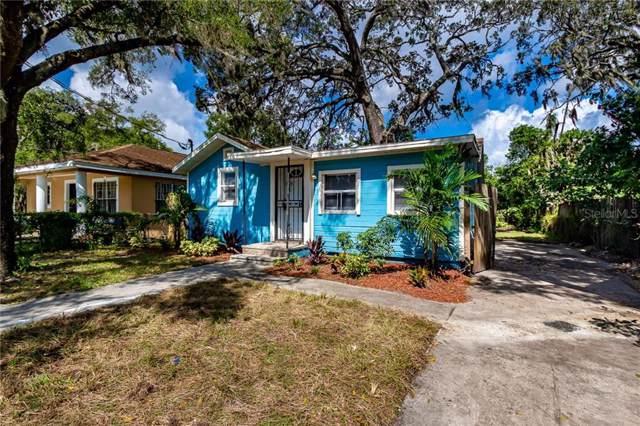 1306 E Linebaugh Avenue, Tampa, FL 33612 (MLS #U8062899) :: The Light Team