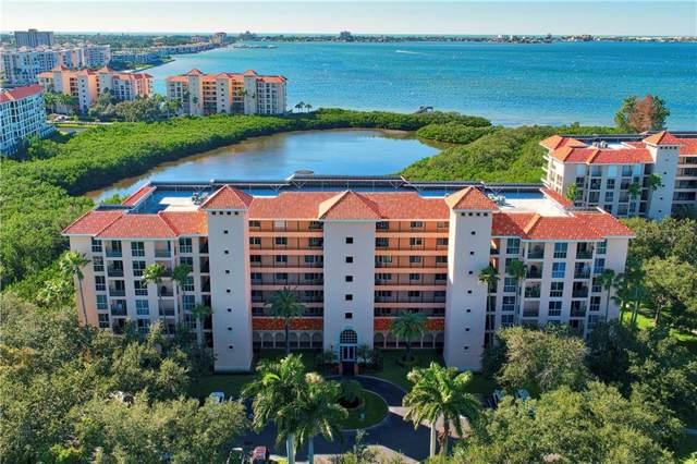 4750 Dolphin Cay Lane S #606, St Petersburg, FL 33711 (MLS #U8063138) :: EXIT King Realty