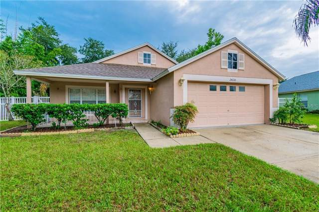 24220 Lakerush Court, Lutz, FL 33559 (MLS #U8063171) :: Kendrick Realty Inc
