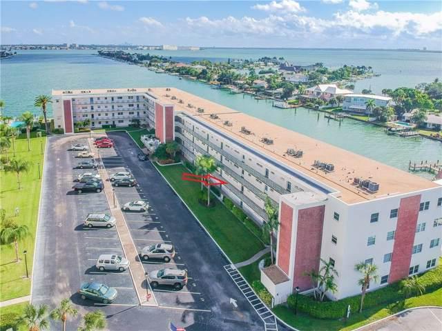 5555 Gulf Boulevard #204, St Pete Beach, FL 33706 (MLS #U8063219) :: Lockhart & Walseth Team, Realtors