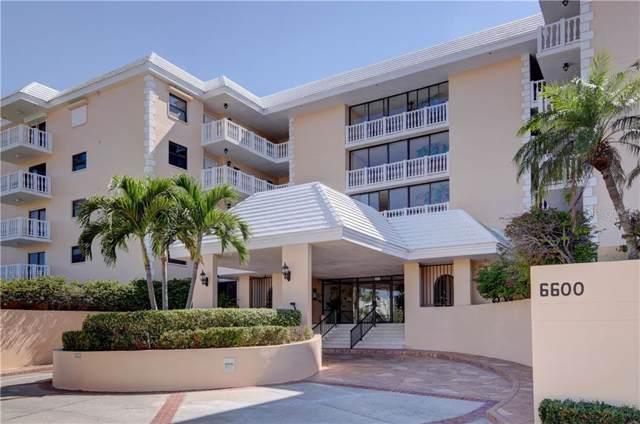 6600 Sunset Way #514, St Pete Beach, FL 33706 (MLS #U8063380) :: Team TLC | Mihara & Associates
