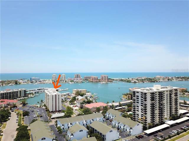255 Dolphin Point #309, Clearwater Beach, FL 33767 (MLS #U8063538) :: Burwell Real Estate