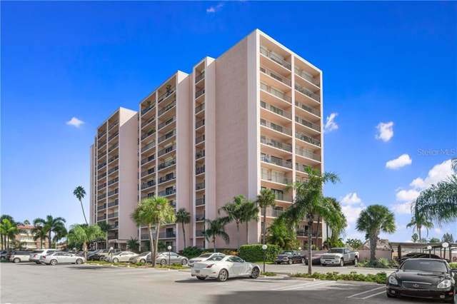 51 Island Way #301, Clearwater Beach, FL 33767 (MLS #U8063541) :: Charles Rutenberg Realty