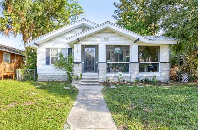 3015 3RD Avenue N, St Petersburg, FL 33713 (MLS #U8063546) :: Lockhart & Walseth Team, Realtors