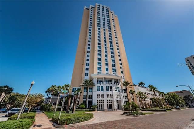 400 Beach Drive NE #504, St Petersburg, FL 33701 (MLS #U8063566) :: Delgado Home Team at Keller Williams
