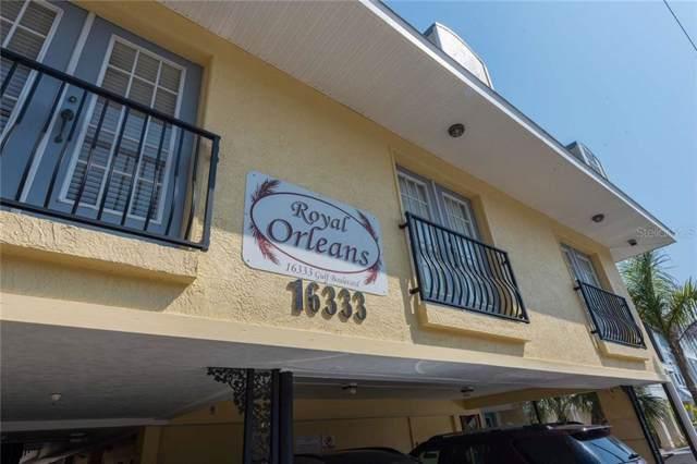 16333 Gulf Boulevard #204, Redington Beach, FL 33708 (MLS #U8063709) :: Team Borham at Keller Williams Realty