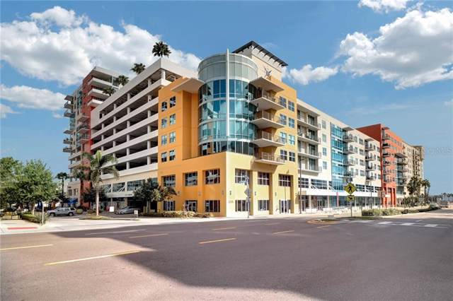 1208 E Kennedy Boulevard #616, Tampa, FL 33602 (MLS #U8063755) :: The Duncan Duo Team