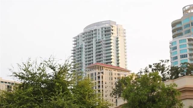 100 1ST Avenue N #3804, St Petersburg, FL 33701 (MLS #U8063769) :: Lockhart & Walseth Team, Realtors