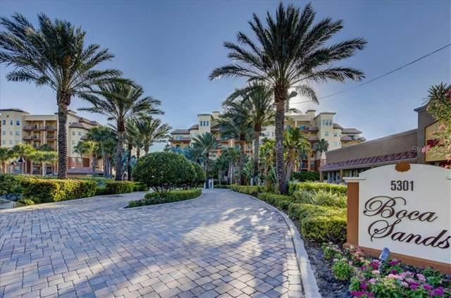 5301 Gulf Boulevard C507, St Pete Beach, FL 33706 (MLS #U8063798) :: Lockhart & Walseth Team, Realtors