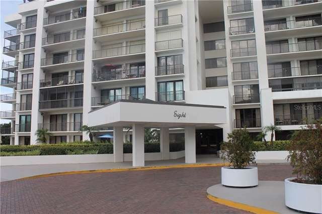 8 Belleview Boulevard #101, Belleair, FL 33756 (MLS #U8063863) :: Burwell Real Estate