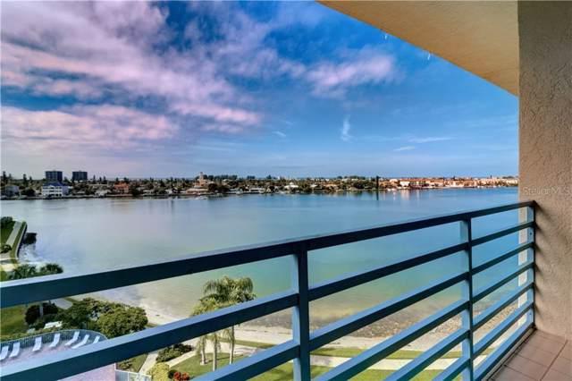 7974 Sailboat Key Boulevard S #603, South Pasadena, FL 33707 (MLS #U8063886) :: Baird Realty Group