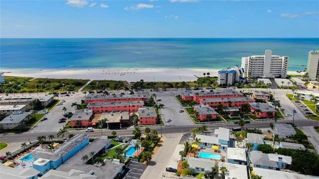 6800 Sunset Way #805, St Pete Beach, FL 33706 (MLS #U8063928) :: The Figueroa Team
