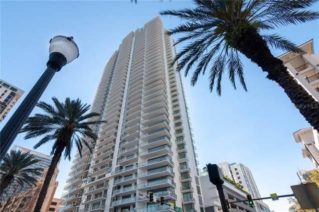 100 1ST Avenue N #3705, St Petersburg, FL 33701 (MLS #U8064500) :: Delgado Home Team at Keller Williams