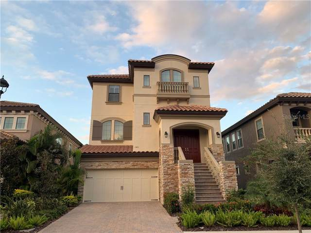 1451 Marinella Drive, Palm Harbor, FL 34683 (MLS #U8064502) :: Armel Real Estate
