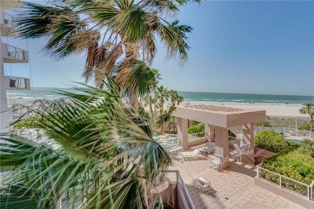 1340 Gulf Boulevard 3A, Clearwater Beach, FL 33767 (MLS #U8064519) :: Homepride Realty Services