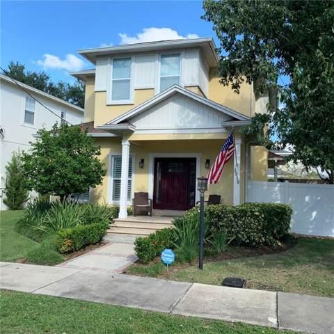 1518 S Georgia Avenue, Tampa, FL 33629 (MLS #U8064586) :: Andrew Cherry & Company