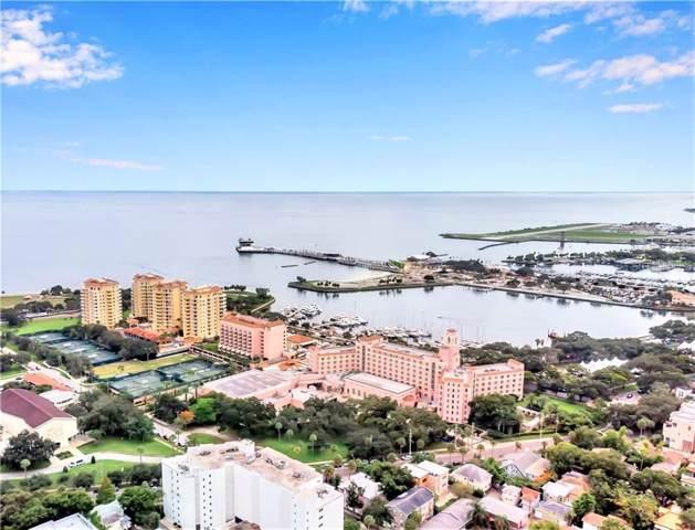 700 Beach Drive NE #304, St Petersburg, FL 33701 (MLS #U8064637) :: Lockhart & Walseth Team, Realtors