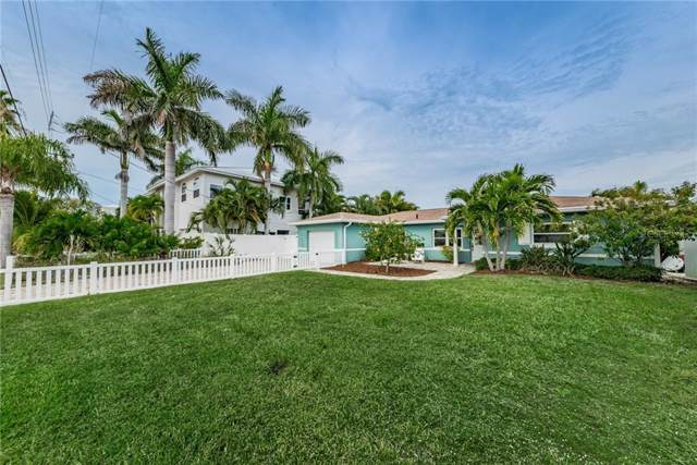 321 N Tessier Drive, St Pete Beach, FL 33706 (MLS #U8064655) :: Lockhart & Walseth Team, Realtors