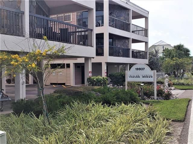 19937 Gulf Boulevard D2, Indian Shores, FL 33785 (MLS #U8064665) :: Lockhart & Walseth Team, Realtors