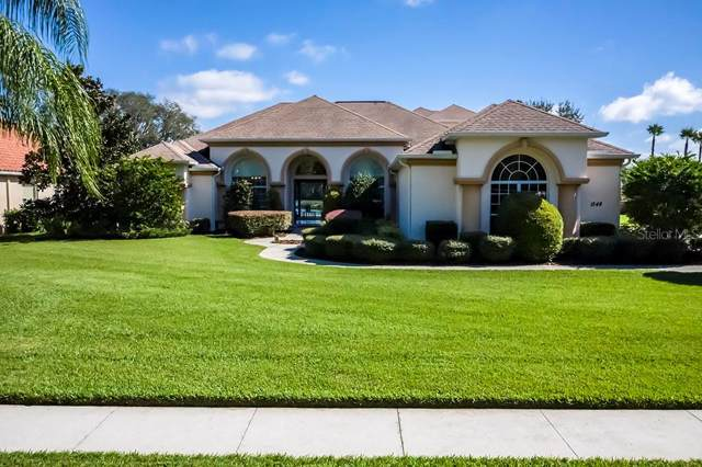 1548 Lake Polo Drive, Odessa, FL 33556 (MLS #U8064708) :: Team Bohannon Keller Williams, Tampa Properties
