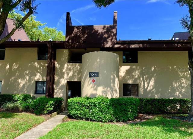 785 S Village Drive N #104, St Petersburg, FL 33716 (MLS #U8064714) :: Griffin Group