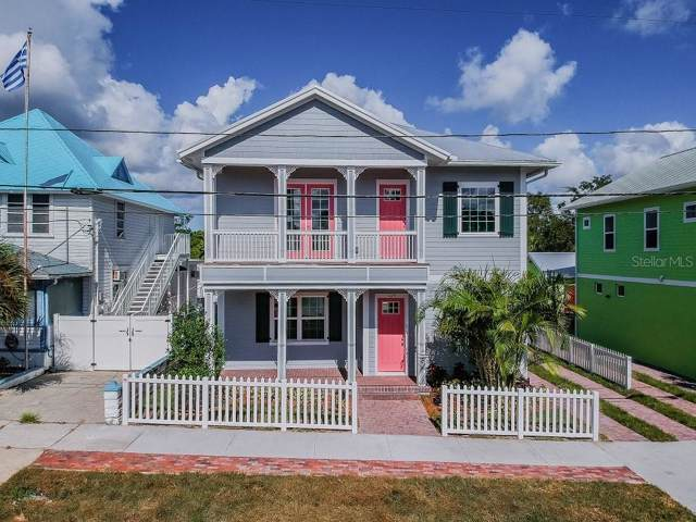 129 E Orange Street, Tarpon Springs, FL 34689 (MLS #U8064722) :: Team Borham at Keller Williams Realty