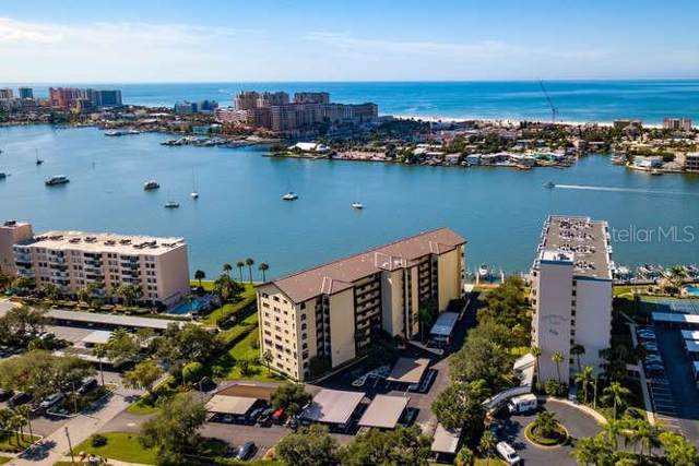 650 Island Way #101, Clearwater, FL 33767 (MLS #U8064861) :: Cartwright Realty