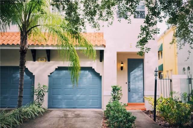 104 S Moody Avenue #4, Tampa, FL 33609 (MLS #U8064864) :: Premier Home Experts