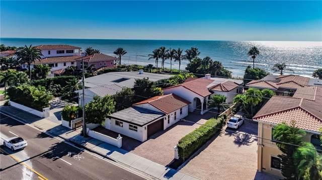 16124 Gulf Boulevard, Redington Beach, FL 33708 (MLS #U8064893) :: Burwell Real Estate