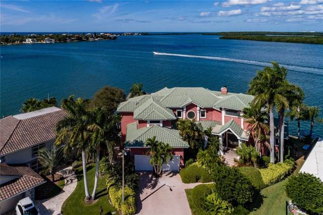 900 Harbor Island, Clearwater, FL 33767 (MLS #U8064910) :: The Duncan Duo Team