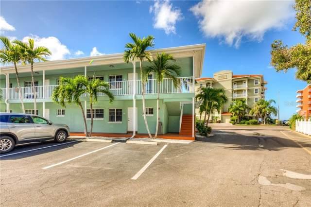 19417 Gulf Boulevard D-210, Indian Shores, FL 33785 (MLS #U8064940) :: Lockhart & Walseth Team, Realtors