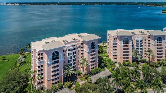 4951 Bacopa Lane S #701, St Petersburg, FL 33715 (MLS #U8064947) :: Keller Williams on the Water/Sarasota
