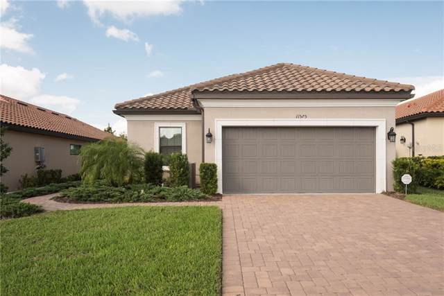 11575 Callisia Drive, Odessa, FL 33556 (MLS #U8064992) :: Team Bohannon Keller Williams, Tampa Properties