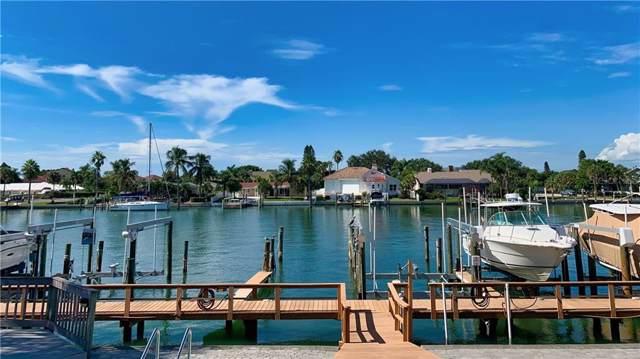 350 Pinellas Bayway #6, Tierra Verde, FL 33715 (MLS #U8065004) :: Team Borham at Keller Williams Realty