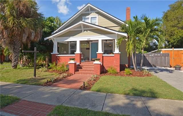 445 12TH Avenue N, St Petersburg, FL 33701 (MLS #U8065018) :: Lockhart & Walseth Team, Realtors