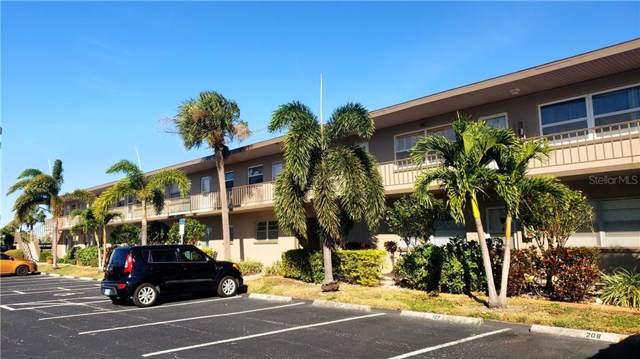 1 Gateshead Drive #201, Dunedin, FL 34698 (MLS #U8065030) :: Burwell Real Estate