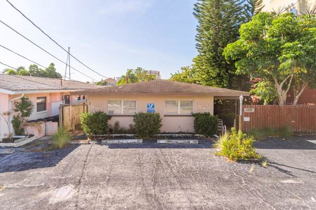 135 Brightwater Drive #4, Clearwater, FL 33767 (MLS #U8065038) :: Cartwright Realty
