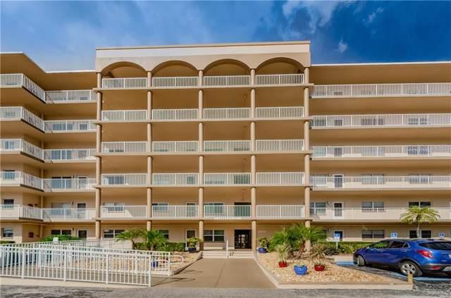 6075 Shore Boulevard S #415, Gulfport, FL 33707 (MLS #U8065069) :: Baird Realty Group