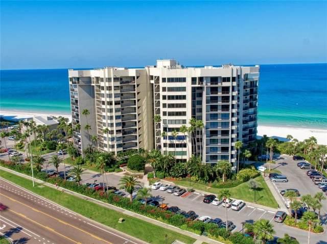 1600 Gulf Boulevard #717, Clearwater, FL 33767 (MLS #U8065173) :: Medway Realty