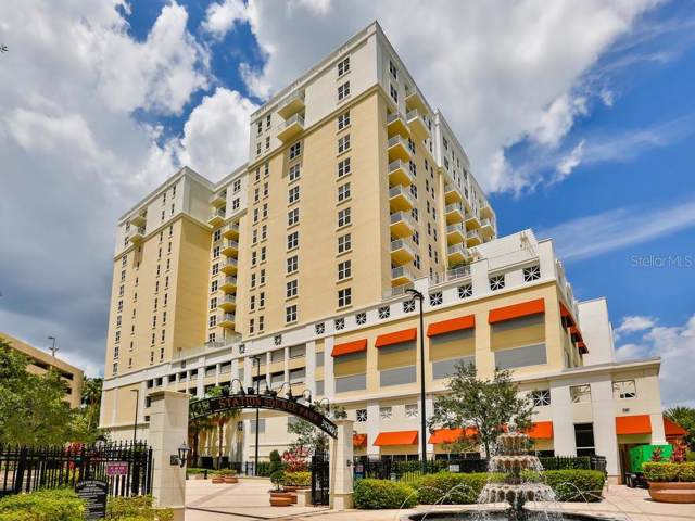 628 Cleveland Street #1010, Clearwater, FL 33755 (MLS #U8065219) :: Alpha Equity Team