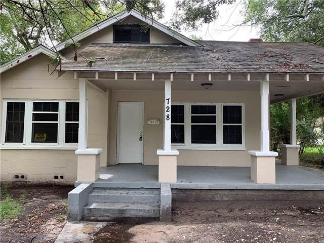 728 Newton Avenue S, St Petersburg, FL 33701 (MLS #U8065262) :: Keller Williams on the Water/Sarasota