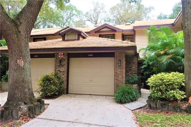 1486 Mahogany Lane #703, Palm Harbor, FL 34683 (MLS #U8065274) :: The Nathan Bangs Group