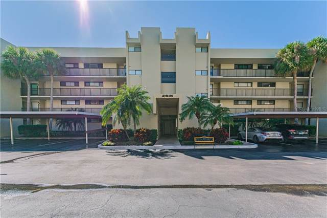 2615 Cove Cay Drive #104, Clearwater, FL 33760 (MLS #U8065415) :: Gate Arty & the Group - Keller Williams Realty Smart