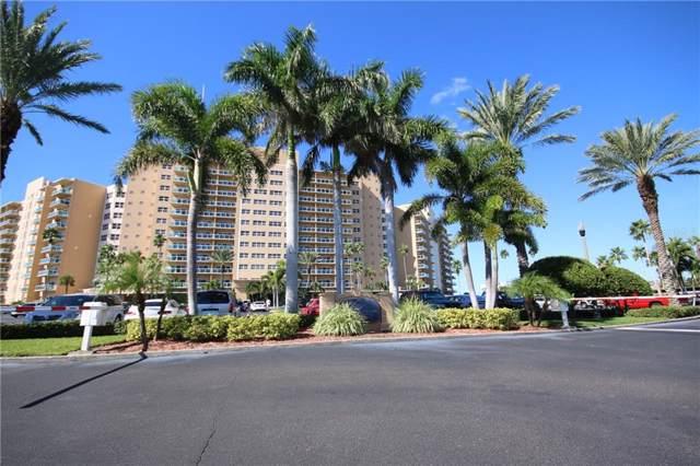880 Mandalay Avenue C1109, Clearwater, FL 33767 (MLS #U8065440) :: Burwell Real Estate