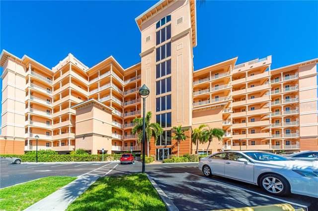 530 S Gulfview Boulevard #205, Clearwater, FL 33767 (MLS #U8065454) :: Burwell Real Estate